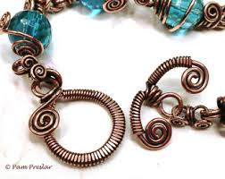 wire necklace making images Wire jewelry etsy jpg