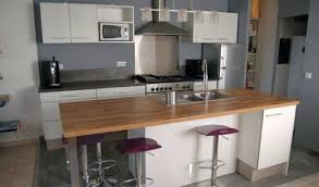 cuisine blanche et bois cuisine equipee bois cuisine equipee en bois 9 cuisine equipee