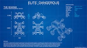 blue print size elite dangerous blog scarab srv blueprint