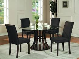 Wooden Dining Room Sets by Contemporary 60 Round Dining Table Set Home Design By John