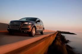 Audi Q7 Diesel - pre owned 2007 2013 audi q7