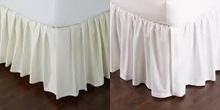 Detachable Bed Skirts Bedskirt Bloomingdale U0027s