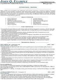 outside sales resume exles inside sales representative resume sle