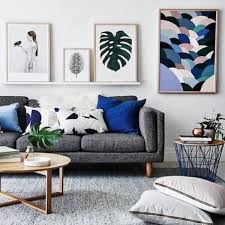 Blue Sofa Living Room Design by Best 25 Grey Sofa Decor Ideas On Pinterest Grey Sofas Gray