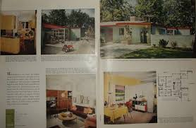 Home And Garden Kitchen Designs by Better Homes And Gardens Five Star Homes For 1952 U2013 My Fave No