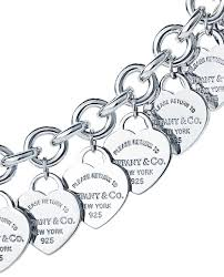 multi heart bracelet images 84 best tiffany bracelets images tiffany bracelets jpg