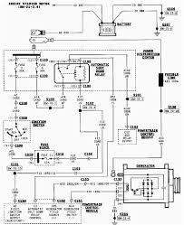 jeep alternator wiring diagram ansis me