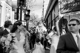 second line wedding kevin wedding in salem massachusetts delores