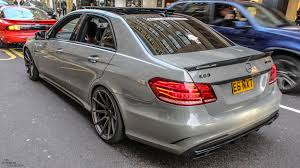 mercedes e 6 3 amg mercedes e63 amg w pipes decat exhaust accelerations