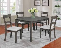 Grey Dining Room by Dining Room Tables Sets Home Design Ideas And Pictures
