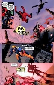 like deadpool before it the wolverine and deadpool vs shi ar comicnewbies