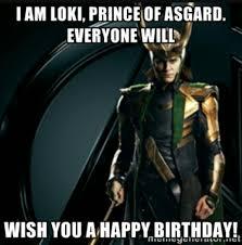 Thor Birthday Meme - loki funny birthday birthday memes pinterest loki funny and