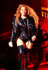 beyonce coachella performs in leather at coachella 04 21 2018