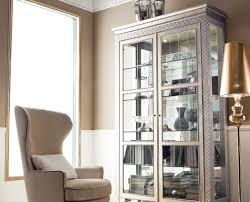 Buffet Glass Doors by Cabinet Sony Dsc Glass China Cabinet Satisfying Tall Display