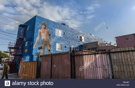 mural of jim morrison on a building exterior wall venice beach mural of jim morrison on a building exterior wall venice beach los angeles california usa