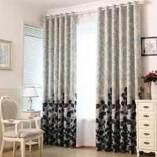 rideau chambre à coucher rideaux de chambre a coucher 13 exquisite jacquard leaf pattern