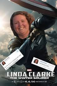Winter Soldier Meme - winter soldier linda glocke i will destroy isis know your meme