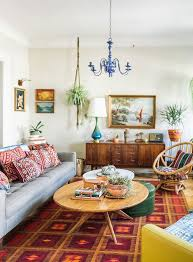 Best  Mid Century Living Room Ideas On Pinterest Cabinet - Colorful living room sets