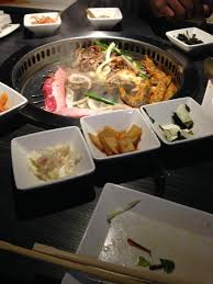 japanese restaurant cook at table cook your food at your table picture of gen korean bbq cerritos