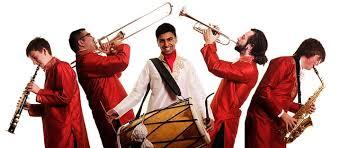indian wedding band vivah