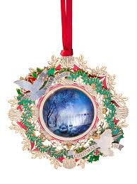 white house ornament 2013 rainforest islands ferry