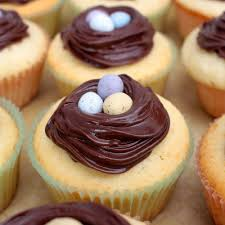 a pretty u0026 simple cupcake recipe for easter simple bites