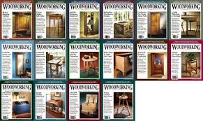 4 wood working magazines for beginner woodworker