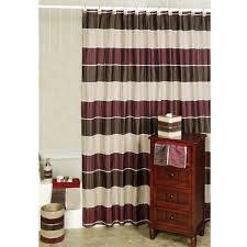 Burgundy Shower Curtain Liner Shower Shocking Luxury Fabricer Curtains Pictures Design Zenna