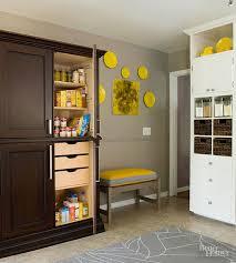 repurposed armoire kitchen pantry ideas