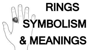 symbolic rings mens jewelry style my bling