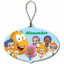 personalized guppies ornament walmart
