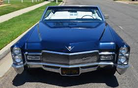 Cadillac Gto Sold 1968 Cadillac Deville Convertible Ca Excellent Youtube