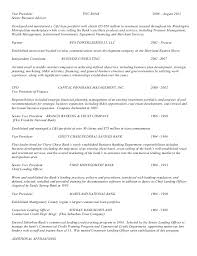 sle resume for relationship manager in bank 100 images sle