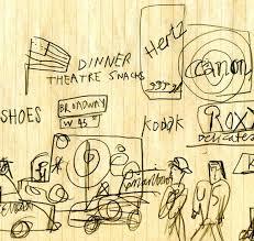 sketch christopher corr