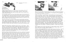 Errata Sheet Template Bob Wilson S Dragonfly Plans