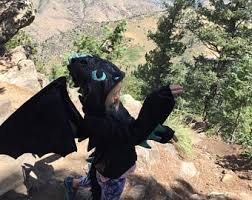 Toothless Halloween Costume Toothless Wings Etsy