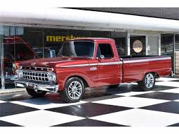 Old Ford Unibody Truck - 1965 ford f100 for sale on classiccars com 13 available