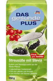 K He U Form G Stig Das Gesunde Plus Streusüße Mit Stevia Dauerhaft Günstig Online