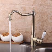 Antique Brass Kitchen Faucet Popular Kitchen Sinks Taps Buy Cheap Kitchen Sinks Taps Lots From