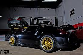 nissan 370z custom rims gallery socal custom wheels