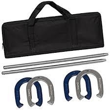 personalized horseshoe set chion sports steel horseshoe set horseshoe