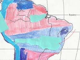 Southern Africa Map Quiz by South America Map Of South America Southwind Adventures Map Of