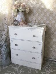 Shabby Chic Lingerie Chest by Reclaimed Heart Pine Tallboy Lingerie Dresser With Jewelry Drawers