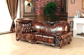 Living Room Desk Chair Wooden Leather Chair Wood Leather Furniture Leather Sofa Set