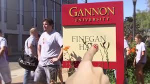 gannon featured college gannon university youtube