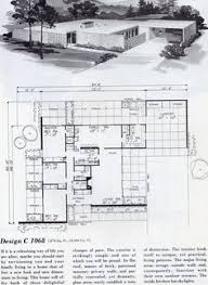 Architecture Design Floor Plans Eichler Home
