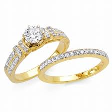 gold wedding ring sets gorgeous yellow gold engagement rings the wedding specialiststhe