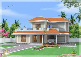 simple house kerala architecture house plans photographie par