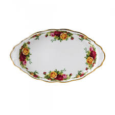 old country roses regal tray royal albert us
