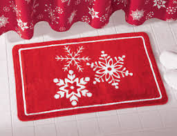 Christmas Bathroom Rugs Christmas Bathroom Rugs Rugs Inspiration